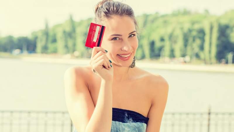 Top 5 Travel Rewards Credit Cards 311751869